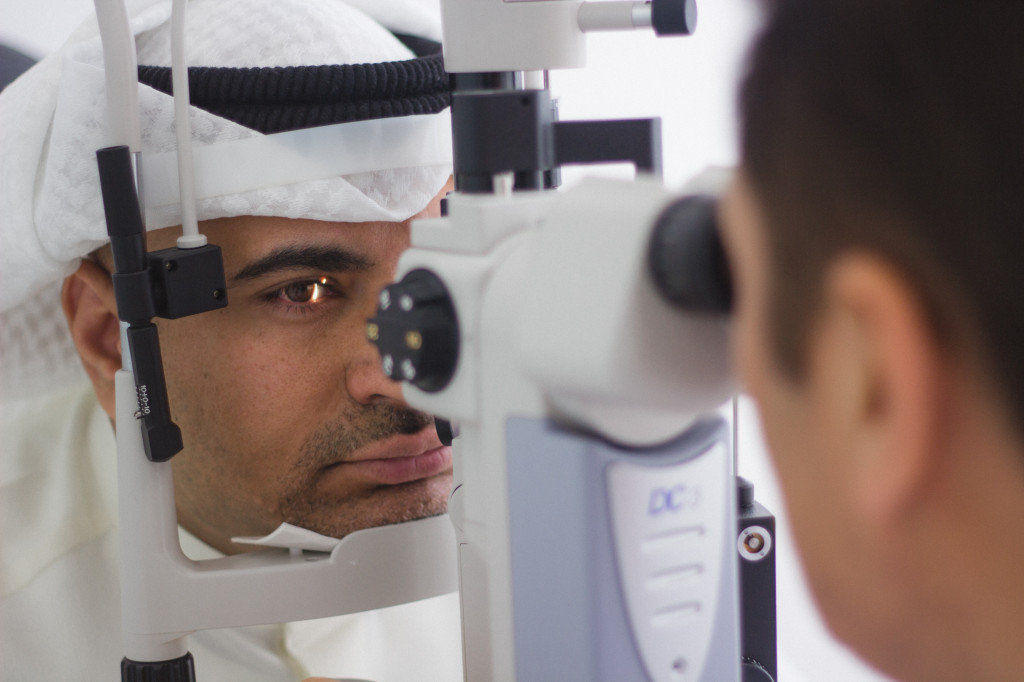 Cataract Diagnosis Beverly Hills Kuwait