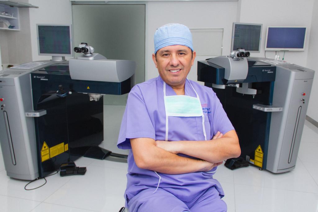 Femto-LASIK Expert Ophthalmologist Kuwait