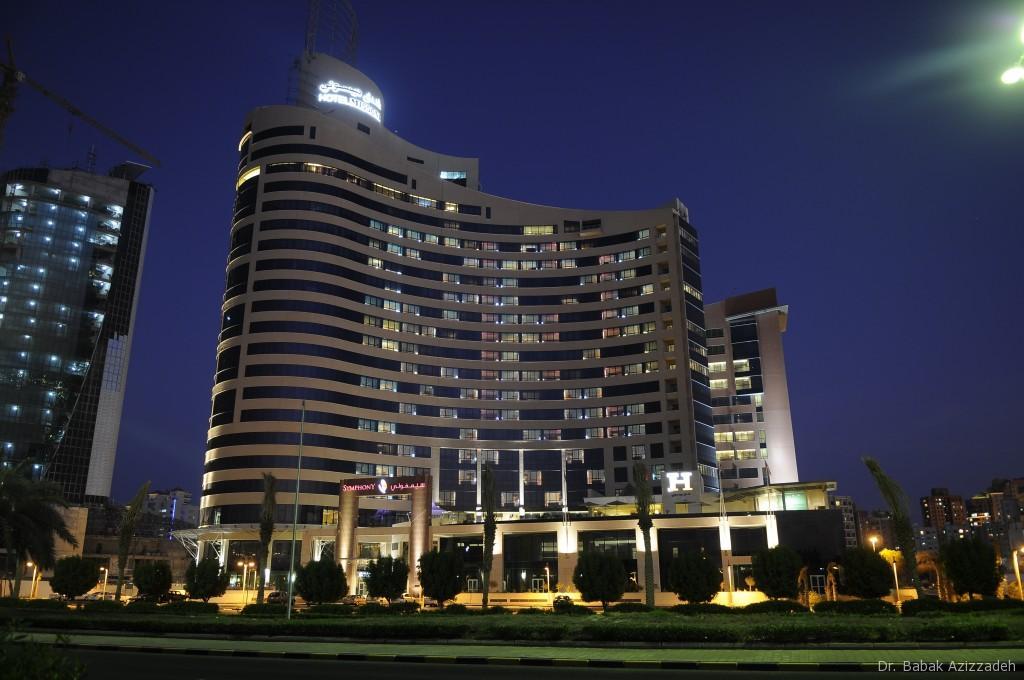 Symphony Style Hotel Kuwait Beverly Hills Kuwait