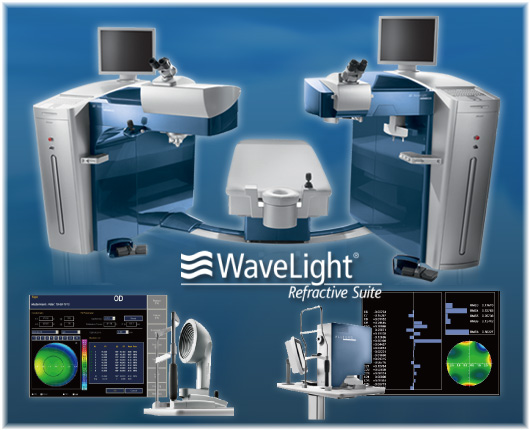 wavelight refractive suite kuwat